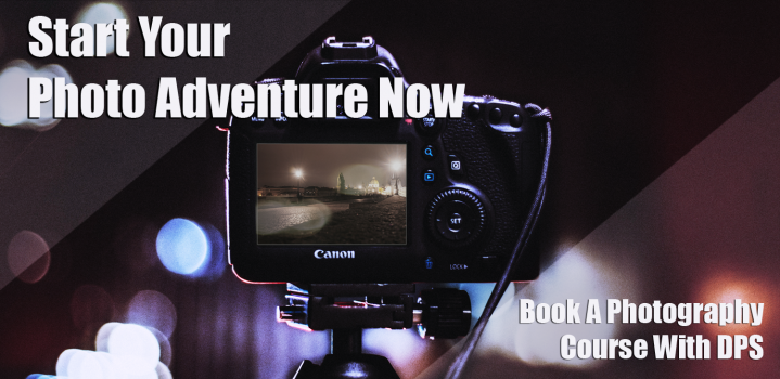 book a photography course now